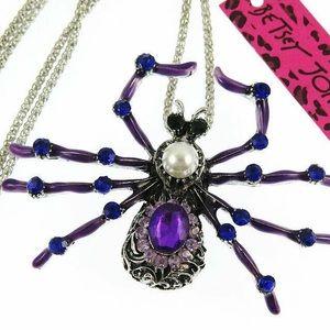 Spider 🕷 ‼️Pendant-Brooch 2-in-1 ‼️Necklace